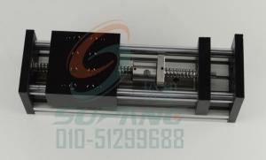 GGP1610滚珠丝杆滑台模组含42/57步进电机  (带线轨)